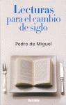 LECTURAS PARA EL CAMBIO DE SIGLO