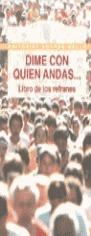 DIME CON QUIEN ANDAS LIBRO DE REFRANES