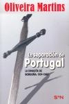 LA SEPARACIÓN DE PORTUGAL (LA DINASTÍA BORGOÑA)
