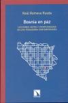 BOSNIA EN PAZ