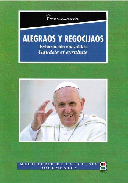 ALEGRAOS Y REGOCIJAOS.