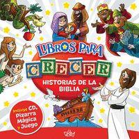 LIBROS PARA CRECER. HISTORIAS DE LA BIBLIA