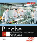 PINCHE SERVICIO SALUD CASTILLA LA MANCHA SESCAM TEST.