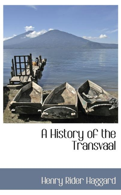 A History of the Transvaal