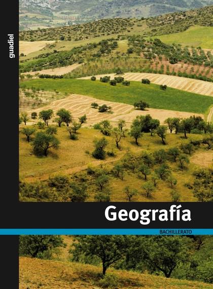 GEOGRAFÍA, BACHILLERATO (ANDALUCÍA)
