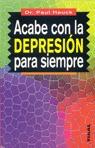 ACABE LA DEPRESION PARA SIEMPRE