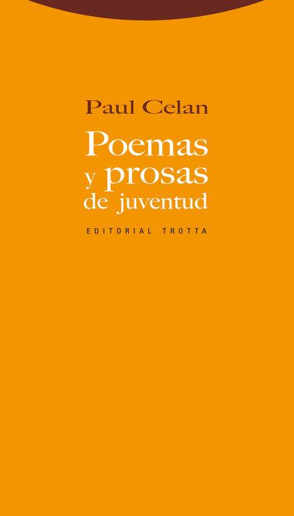 POEMAS Y PROSAS DE JUVENTUD