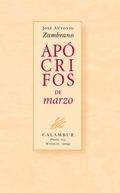 APÓCRIFOS DE MARZO