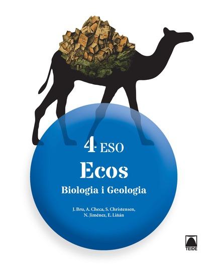BIOLOGIA I GEOLOGIA 4 - ECOS - ED. 2016