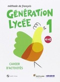 GENERATION LYCEE A1/A2 CAHIER+CD.