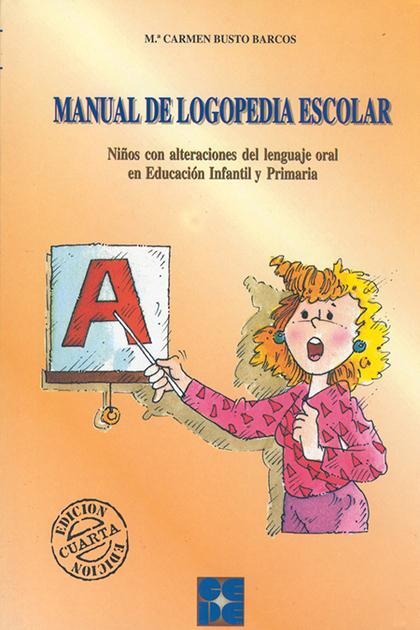 MANUAL DE LOGOPEDIA INFANTIL