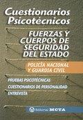 FUERZAS Y CUERPOS DE SEGURIDAD DEL ESTADO: POLICIA NACIONAL Y GUARDIA CIVIL: CUE.