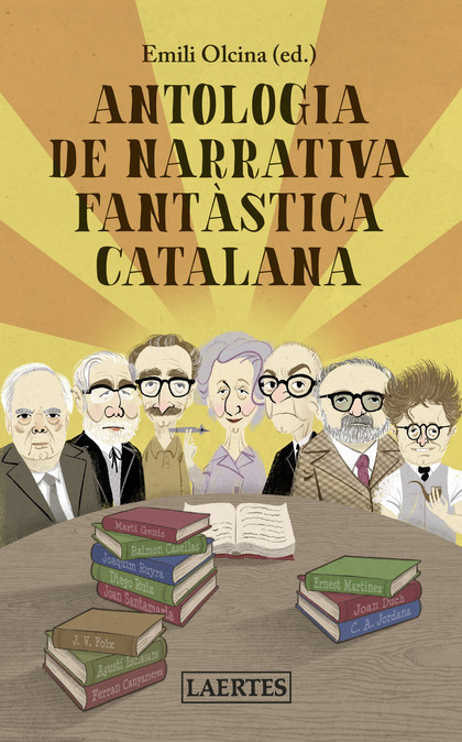 ANTOLOGIA DE NARRATIVA FANTÀSTICA CATALANA (N. ED)