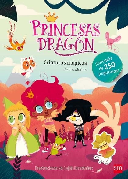 CRIATURAS MÁGICAS PRINCESAS DRAGON