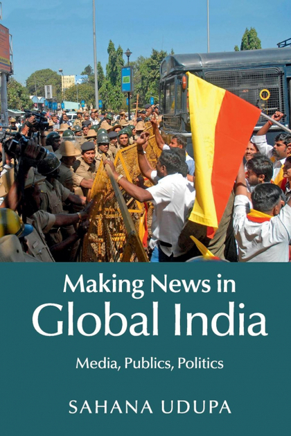 MAKING NEWS IN GLOBAL INDIA