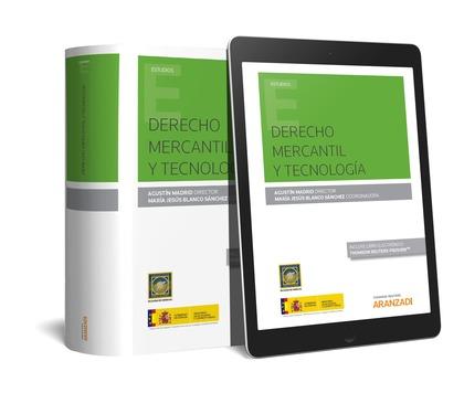 DERECHO MERCANTIL  Y TECNOLOGÍA (PAPEL + E-BOOK).