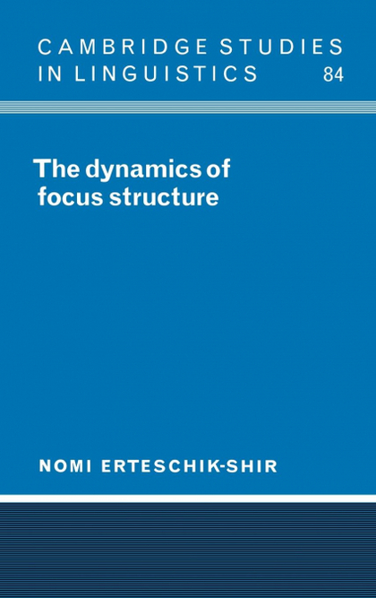 THE DYNAMICS OF FOCUS STRUCTURE.