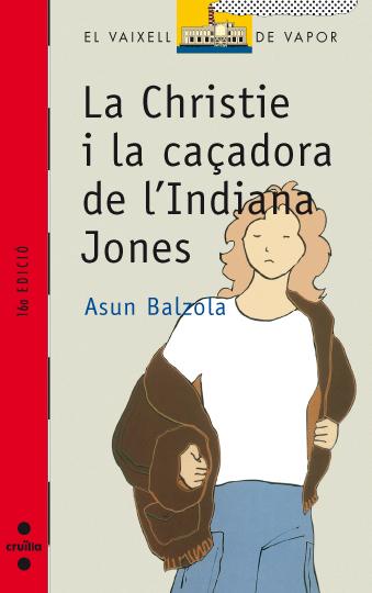 LA CHRISTIE I LA CAÇADORA DE L´INDIANA JONES