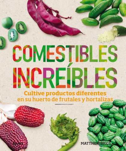 COMESTIBLES INCRÍBLES                                                           CULTIVE PRODUCT