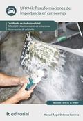 Transformaciones de importancia en carrocerías. TMVL0309