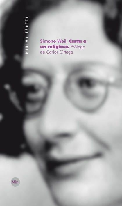 CARTA A UN RELIGIOSO