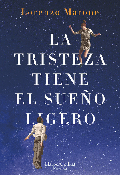 LA TRISTEZA TIENE EL SUEÑO LIGERO.