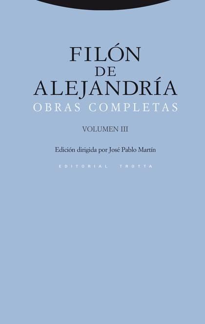 OBRAS COMPLETAS III