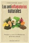 LOS ANTIINFLAMATORIOS NATURALES.
