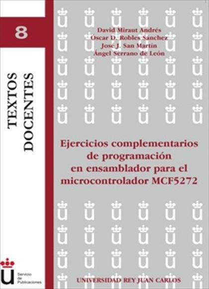 Ejercicios complementarios de programación en ensamblador para el microcontador MCF5272