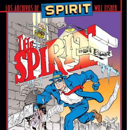 LOS ARCHIVOS DE THE SPIRIT 25