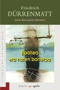 EPAILEA ETA HAREN BORREROA