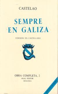 CASTELAO : OBRA COMPLETA. TOMO 2. SIEMPRE EN GALICIA