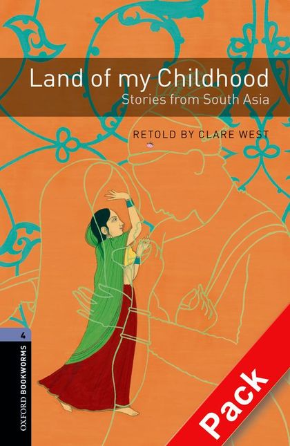 LAND OF MY CHILDHOOD -BOOKW.4 +CD.
