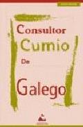 CONSULTOR CUMIO DE GALEGO