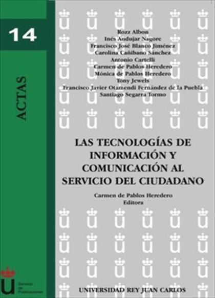 Las tecnologías de información y comunicación al servicio del ciudadano