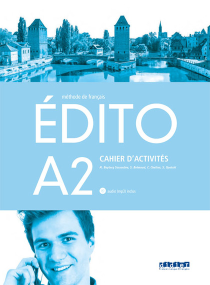 EDITO A2 EXERCICES+CD ED.18.