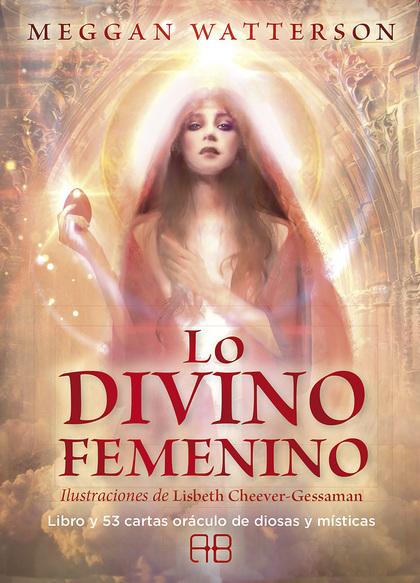 LO DIVINO FEMENINO                                                              LIBRO Y 53 CART