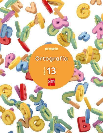 CUADERNO ORTOGRAFIA 13 5ºEP 17