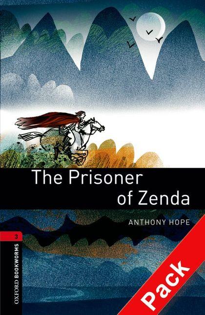THE PRISONER OF ZENDA STAGE 3 CD INSIDE