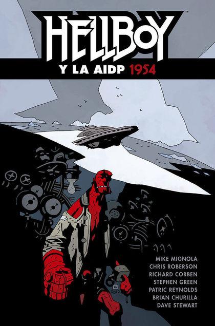 HELLBOY 22: HELLBOY Y LA AIDP 1954.