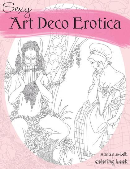 SEXY ART DECO EROTICA.