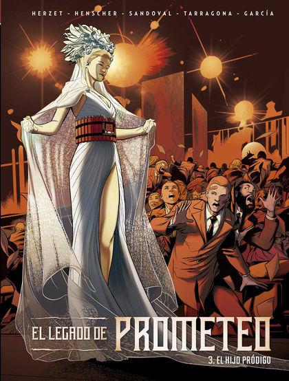 EL LEGADO DE PROMETEO 03.