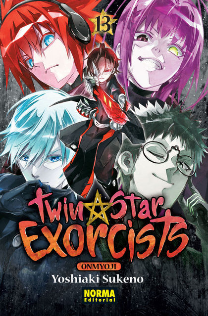 TWIN STAR EXORCISTS 13
