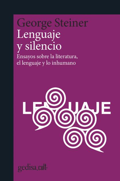 LENGUAJE Y SILENCIO - CULT.