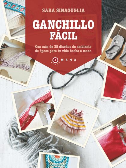 GANCHILLO FÁCIL.