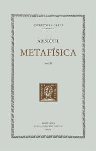 METAFISICA. VOL.II. LLIBRES VIII - XIV