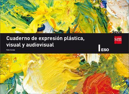 CUADERNO DE EXPRESION PLASTICA 1 ESO 2017