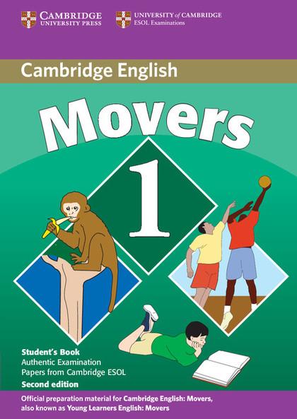 CAMBRIDGE MOVERS 1   FOR CAMBRIDGE EXAMS