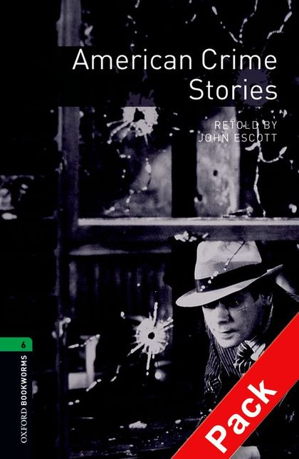 AMERICAN CRIME STORIES OBL 6