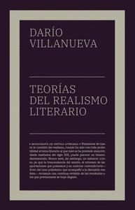 TEORÍAS DEL REALISMO LITERARIO (NE).